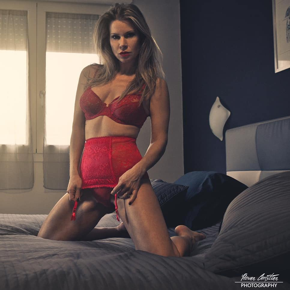 Rouge Allure Me for @piovan_christian_photography